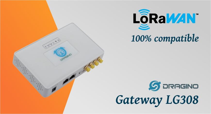 Dragino Gateway LG308